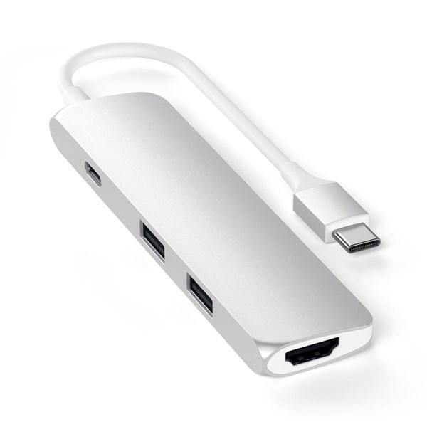 Adaptador Satechi, USB-C para Multiport