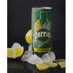 Água Perrier, Gaseificada de Limão -  250ml
