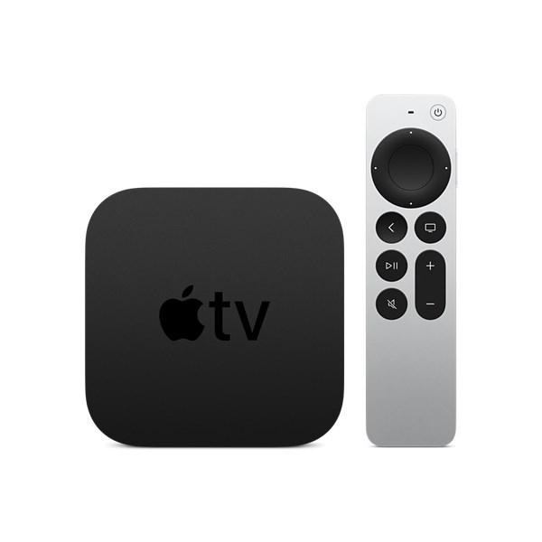 Apple TV 4K, 64GB Wi-Fi / Bluetooth / HDMI - Preto
