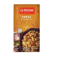 Arroz Basmati 500g - La Pastina