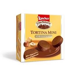 Biscoito Gran Pasticceria, Tortina Loacker 144g