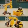 Brinquedo Mega Machine Maker, Mega Construção 39 Peças