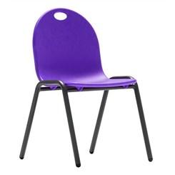 Cadeira Infantil Newstorm Maxchief - Roxa
