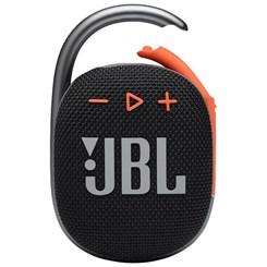 Caixa de Som JBL Clip 4 Bluetooth Preto - 5W