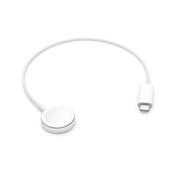 Carregador Magnético Apple Watch, Conector USB-C, 30 cm - Apple