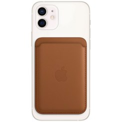 Carteira de Couro com MagSafe para iPhone - Apple