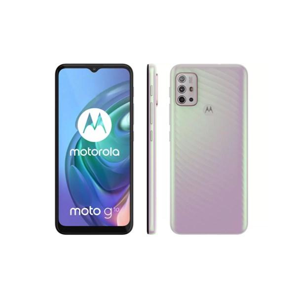 """Celular Moto G10, Tela 6,5"""" Câmera Quádrupla"""