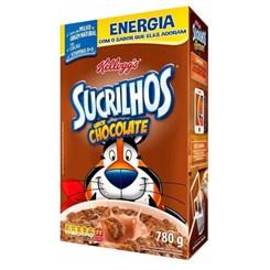 Cereal Sucrilhos Kellogg's Sabor Chocolate - 780g