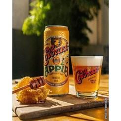 Cerveja Colorado Appia Trigo Com Mel, 410ml Lata - 12 unidades