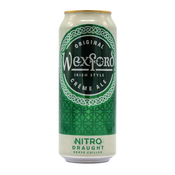 Cerveja, Wexford Irish Cream Ale - Lata  440ml