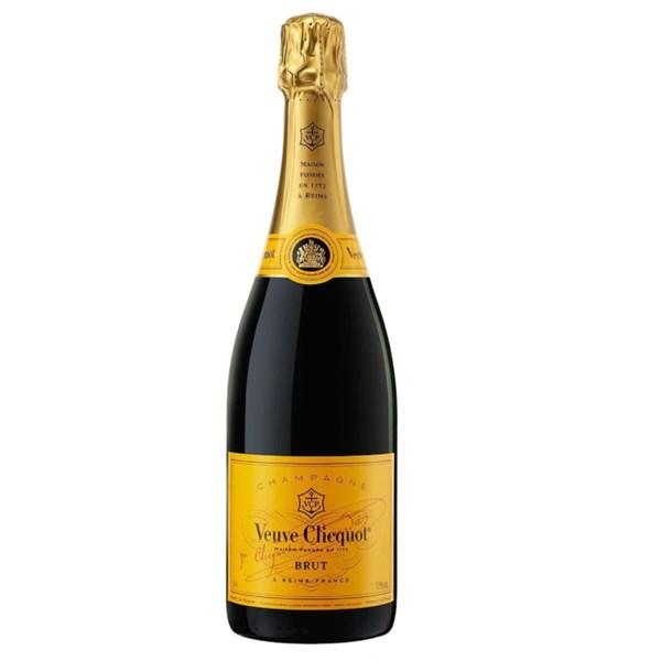 Champagne Brut Veuve Clicquot, 750ml