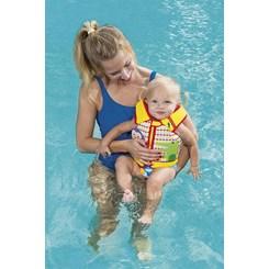 Colete Salva Vidas, Fisher Price Infantil, Proteção Fator 50