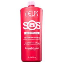 Condicionador Felps Professional, SOS - 1L