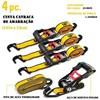 Conjunto 4 peças, Cinta com Catraca Pack - Cat