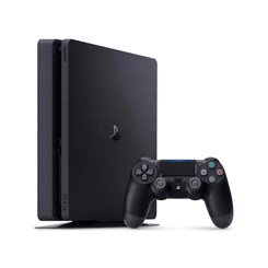 Console PlayStation 4 1TB Slim Mega Pack Bundle, 3 jogos