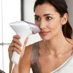 Depilador a Laser Philips, Lumea Advanced BRI922/00 Bivolt + Limpador Facial