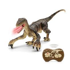 Dinossauro Leader, Simulação do T-Rex em Movimento