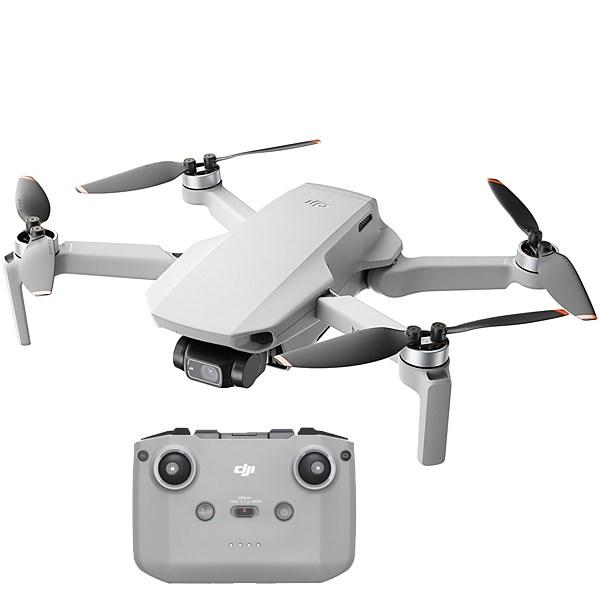 Drone Dji Mini 2 Fly More Comb, 4K Ultra HD com GPS - Cinza