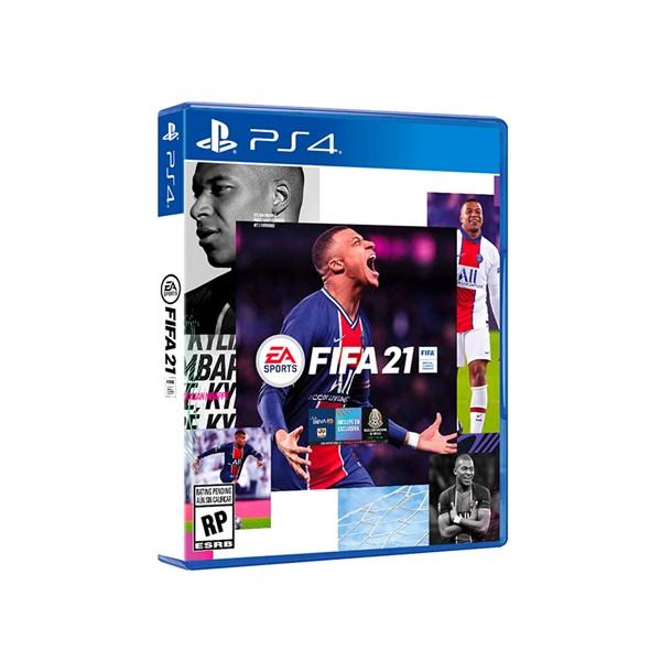 FIFA 21 - EA Sports PS4