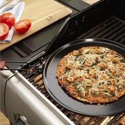 Forma para Pizza em Aço 33cm, Prana