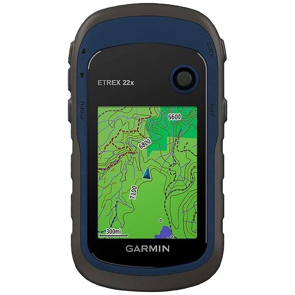 GPS Portátil Garmin eTrex 22x GPS / GLONASS, Mapa TopoActive , 8GB