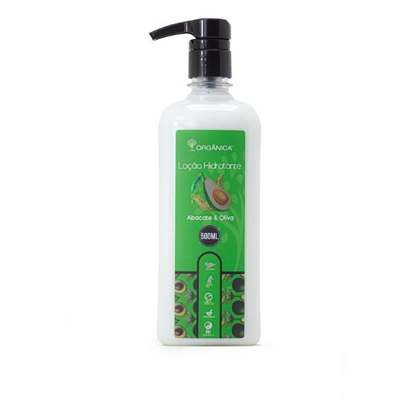 Hidratante Corporal Orgânica Abacate & Oliva 500 ml
