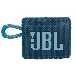 JBL GO 3, Caixa de Som Bluetooth, Prova D'Água - 4,2W