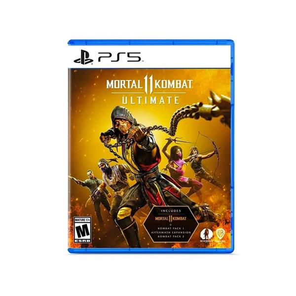 Jogo Mortal Kombat 11 Ultimate - PS5