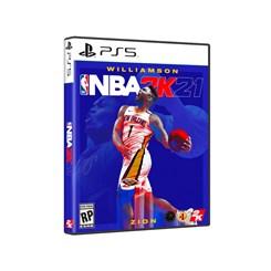 Jogo NBA 2K21 Zion Williamson - PS5