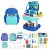 Kit Infantil Bolsa e Maleta Doutor 2in1