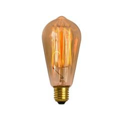 Lâmpada de Filamento de Tungstênio, 60W - LLum