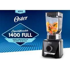 Liquidificador Oster, 1400 W, Super Potente - 127V