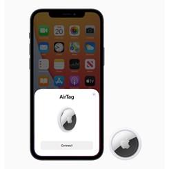 Localizador Apple AirTag, 4 unidade