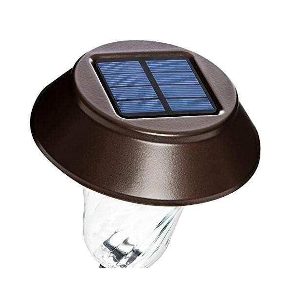Luminárias De Led Solar para Jardim, 5 peças