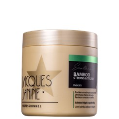 Máscara Capilar Jacques Janine Professionnel, Excellence Bamboo Strong & Tough - 500g