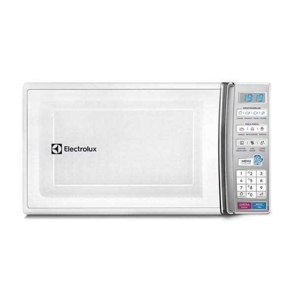 Micro-Ondas Electrolux, 27L com 55 Receitas Pré-Programadas Online - 127V