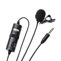 Microfone Boya BY-M1 Lapela