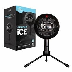 Microfone Condensador, USB Blue Snowball iCE - Logitech