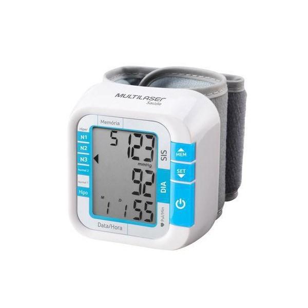 Monitor De Pressão Arterial de Pulso, HC204 - Multilaser