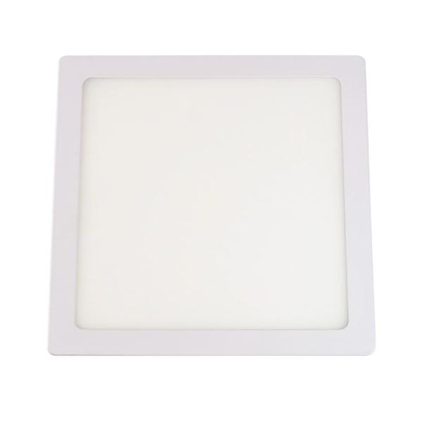 Painel de Embutir Slim LED Quadrado 24W - LLum