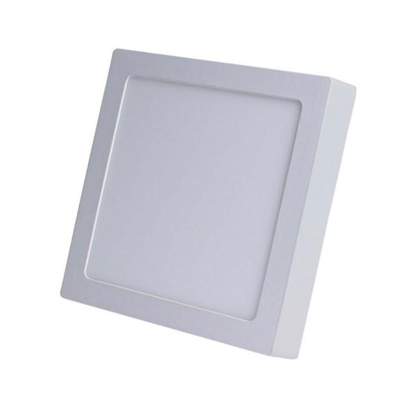 Painel de Sobrepor Home LED Quadrado 24W - LLum
