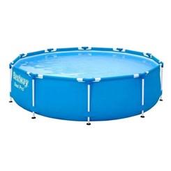 Piscina Bestway 6,473 litros, Bomba 127v + Filtro