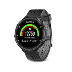 Relógio Garmin Forerunner 235, Monitor Cardíaco e GPS- Preto