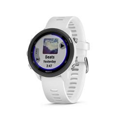 Relógio Garmin Forerunner 245 Music, Monitor Cardíaco e GPS - Branco