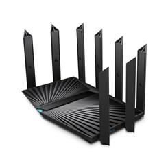 Roteador TP-Link Archer AX90, 2.4GHz até 4804 Mbps em 5GHz - Preto
