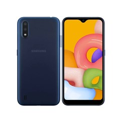 """Samsung Galaxy A01, 13MP, Tela 5.7"""""""