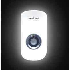 Sensor de presença com iluminação Led, Intelbras