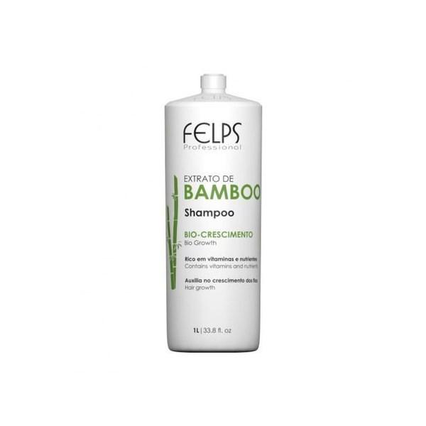 Shampoo Felps Profissional, Extrato de Bamboo - 1L