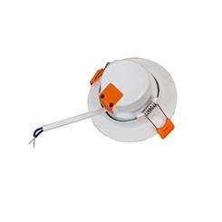 Spot de Embutir Quadrado Easy LED  com driver 3W 6500K Bronzearte
