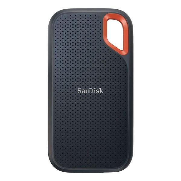 SSD Externo Portátil Sandisk 2TB, Leitura 550MB/s